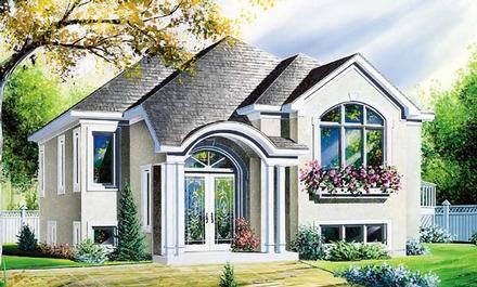 House Plan 64921