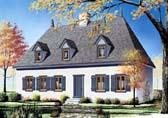 House Plan 64933