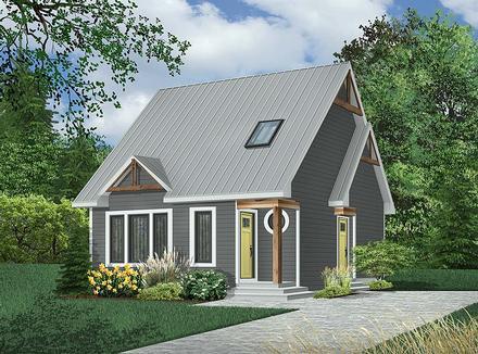 House Plan 64935