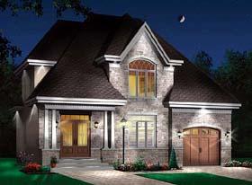 House Plan 64937
