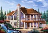 House Plan 64972