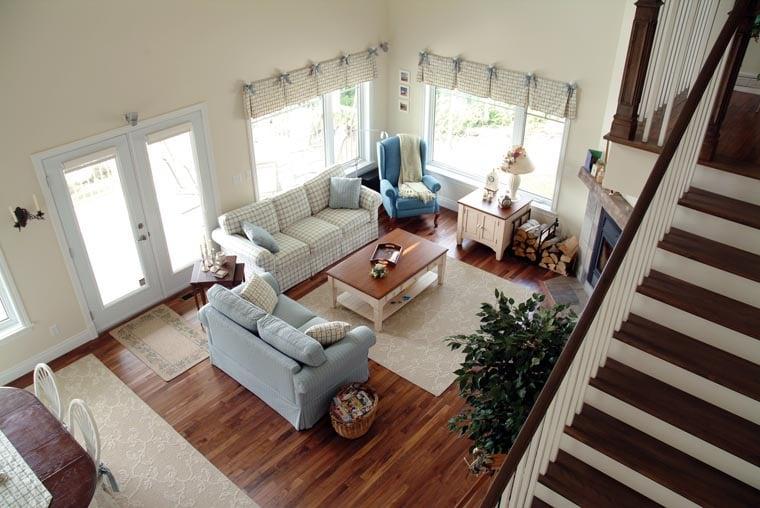 Bungalow Coastal Country Craftsman House Plan 65001