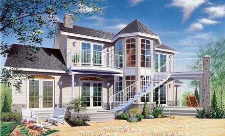 House Plan 65012