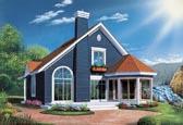 House Plan 65015