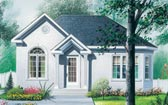 House Plan 65034