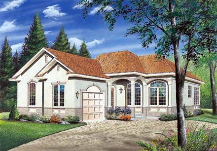House Plan 65035