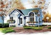 House Plan 65048
