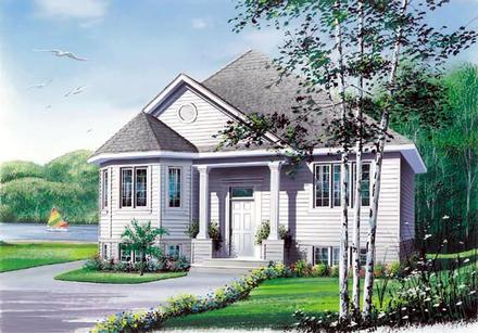 House Plan 65054