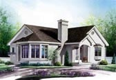 Plan Number 65059 - 1426 Square Feet