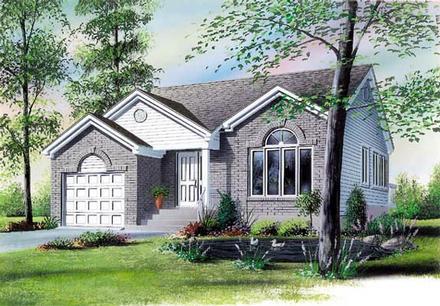 House Plan 65063