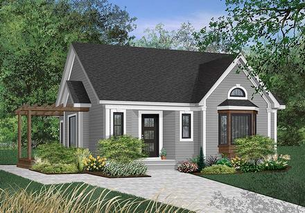 House Plan 65064