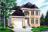 Plan Number 65066 - 1799 Square Feet