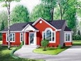 House Plan 65071