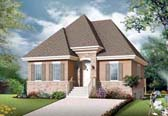 Plan Number 65076 - 2022 Square Feet