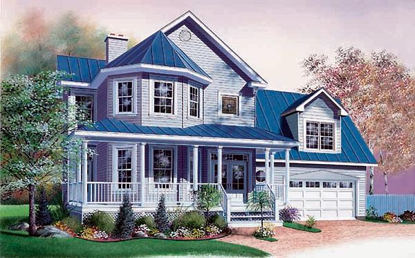 House Plan 65079