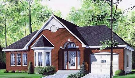 House Plan 65080