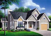 Plan Number 65089 - 2002 Square Feet