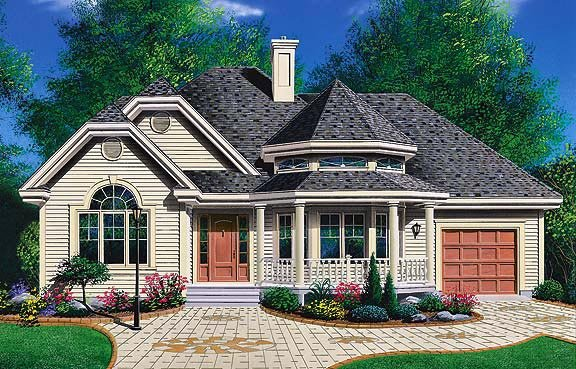 victorian bungalow house plan