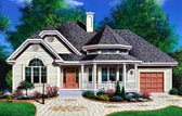 Plan Number 65094 - 1157 Square Feet