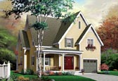 Plan Number 65097 - 1904 Square Feet