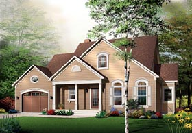 House Plan 65108
