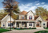 Plan Number 65111 - 2549 Square Feet