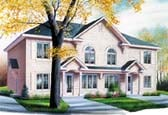 Plan Number 65130 - 3648 Square Feet