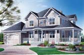 Plan Number 65145 - 2292 Square Feet