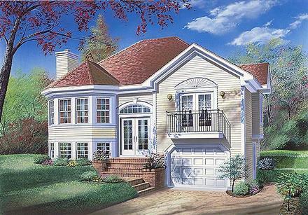 House Plan 65156