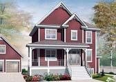 House Plan 65160