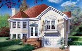 Plan Number 65169 - 1175 Square Feet