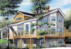 House Plan 65193