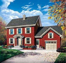 House Plan 65220