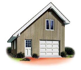 Garage Plan 65238