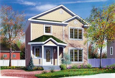 House Plan 65242