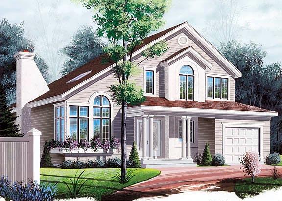 House Plan 65253 At