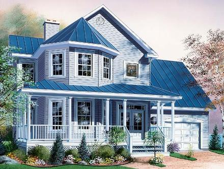 House Plan 65254