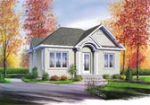 House Plan 65259
