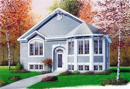 House Plan 65264