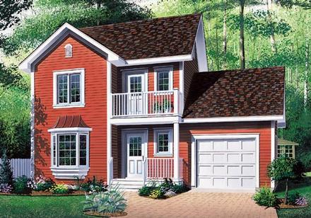 House Plan 65279