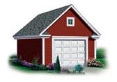 Garage Plan 65293