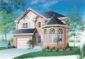 Plan Number 65301 - 1764 Square Feet
