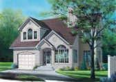 Plan Number 65304 - 1898 Square Feet