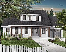 House Plan 65308