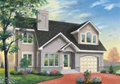Plan Number 65311 - 2185 Square Feet