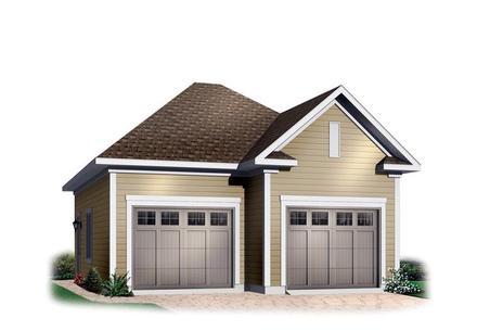 Garage Plan 65332
