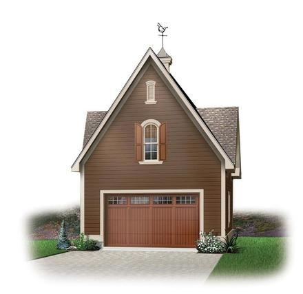 Garage Plan 65334