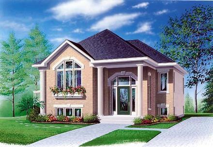 House Plan 65350