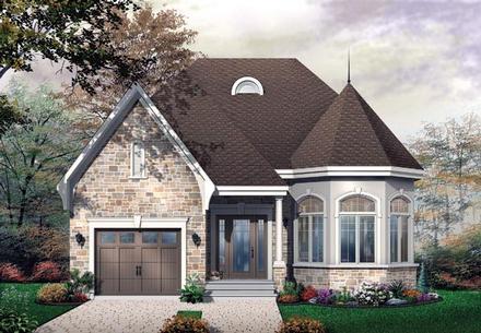 House Plan 65356