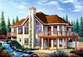 House Plan 65390